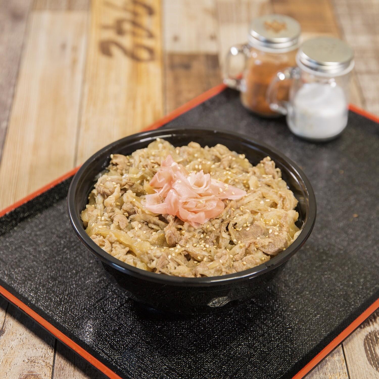LT【龍堂】吉野家小牛饭 Yoshinoya Beef Bowl