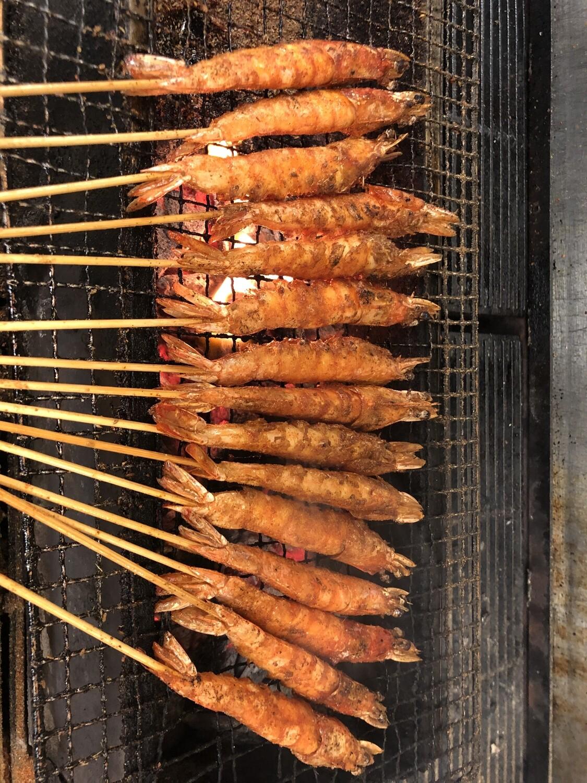 LT【龍堂】烤大虾(5)Jumbo Shrimp