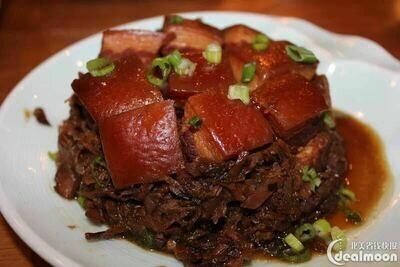 XZH【湘浙汇】笋干菜扣肉  (每周一休息)