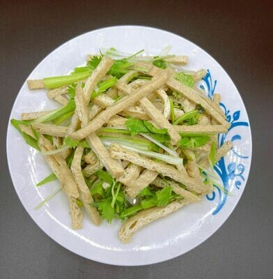 JFMX【九福米线】拌卤豆腐丝 Cool Dish Fried Tofu