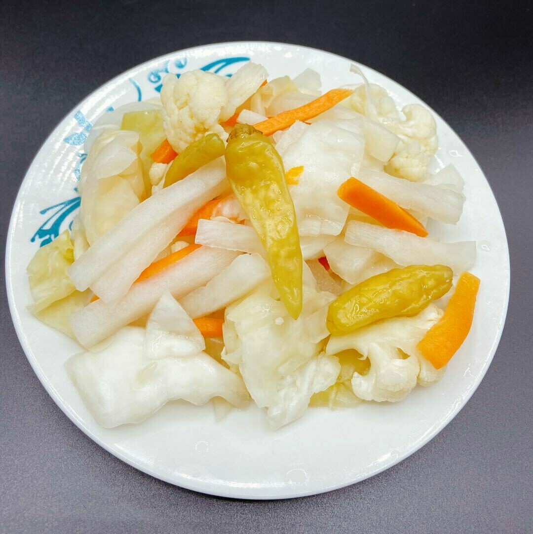 JFMX【九福米线】九福泡菜 Pickled Vegetables