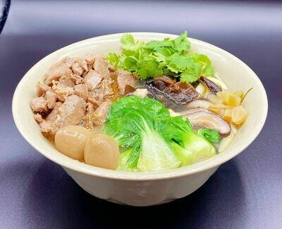 JFMX【九福米线】原味鸡丁米线/土豆粉 Chicken w/Rice noodle or potato noodle