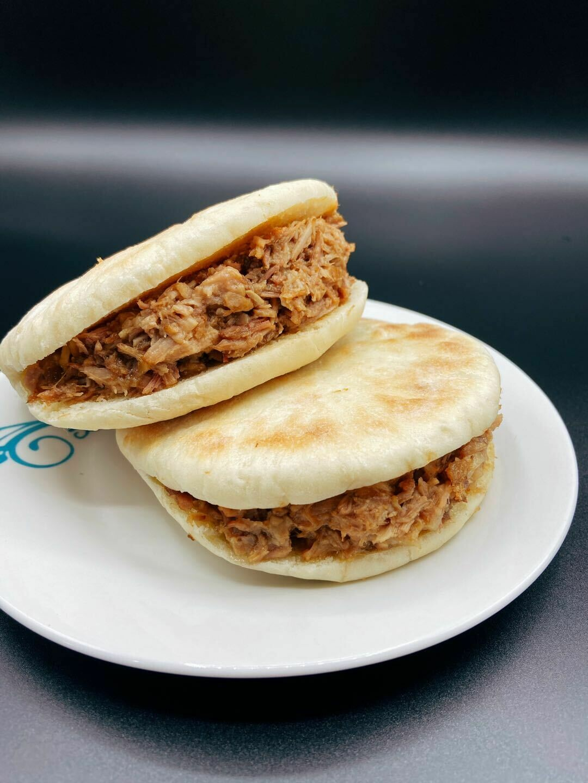 JFMX【九福米线】九福肉夹馍Chinese Burger