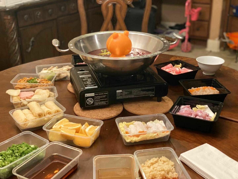 NJJ【牛角尖】99.99 火锅套餐(不配饭)(周二休息)