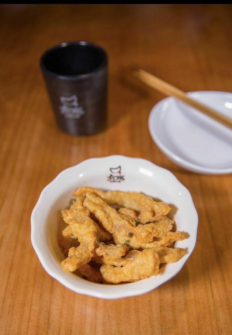 LKS【流口水】酥肉