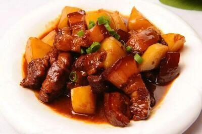 XSY【小沈阳】红烧肉炖土豆