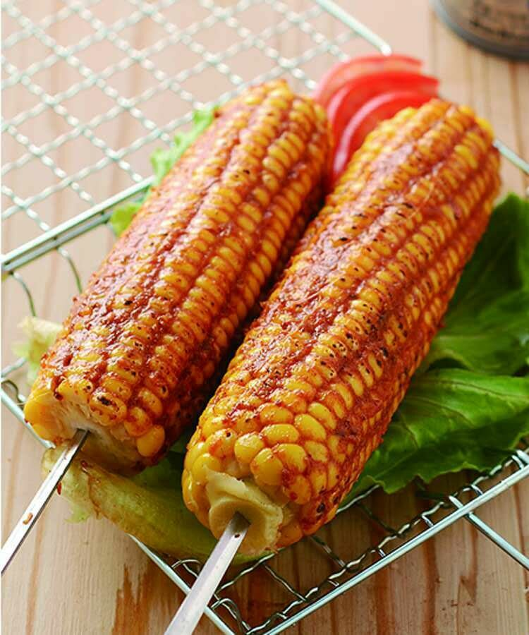 XJSK【新疆烧烤】烤玉米(2份)