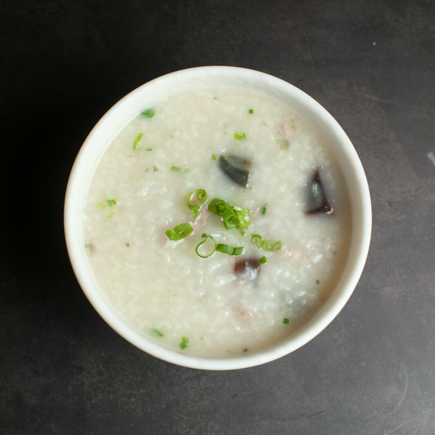 BSY【包十一】皮蛋瘦肉粥 Porridge with Preserved Egg and Lean Meat(周二休息)