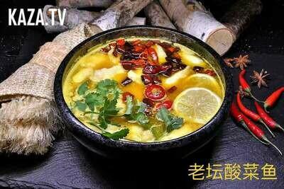 XSY【小沈阳】老坛酸菜鱼/牛肉