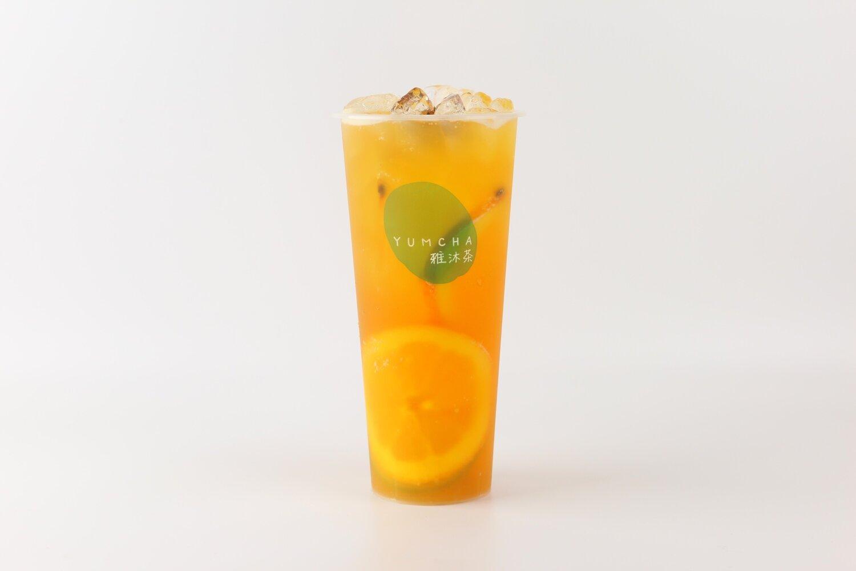 YUMCHA【雅沐茶】霸气百香果 Supreme Passion Fruit