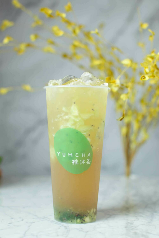 YUMCHA【雅沐茶】霸气奇异果 Supreme Kiwi