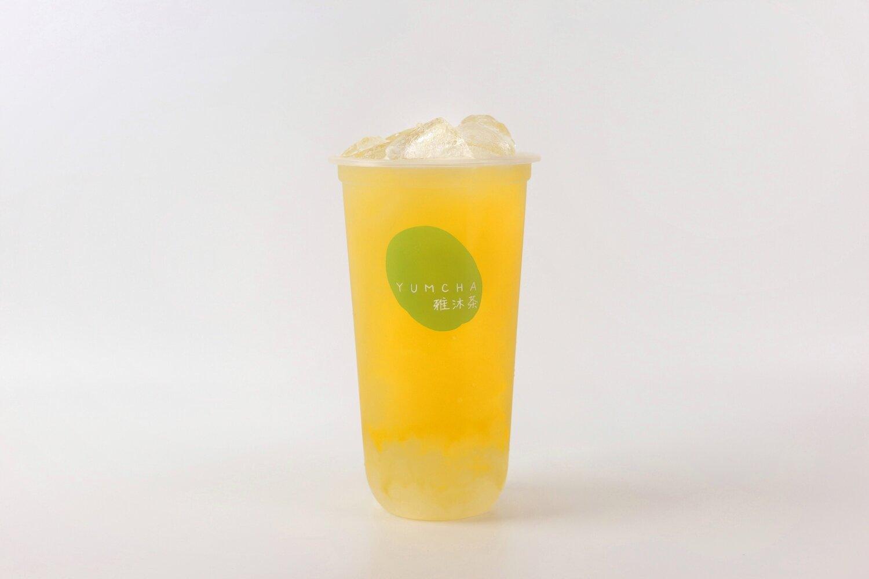 YUMCHA【雅沐茶】多肉桃桃养乐多 Very Peach Yogurt