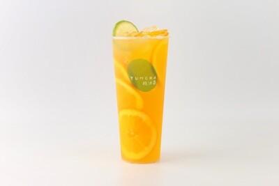 YUMCHA【雅沐茶】霸气橙子 Supreme Orange