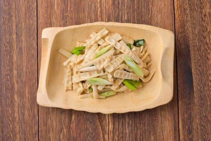 XXCC【小熊川菜】❄香油春笋丝 Sesame Bamboo Shoots (每周二休息)