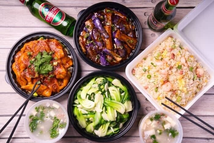 XXCC【小熊川菜】家庭套餐 Family Pack (每周二休息)