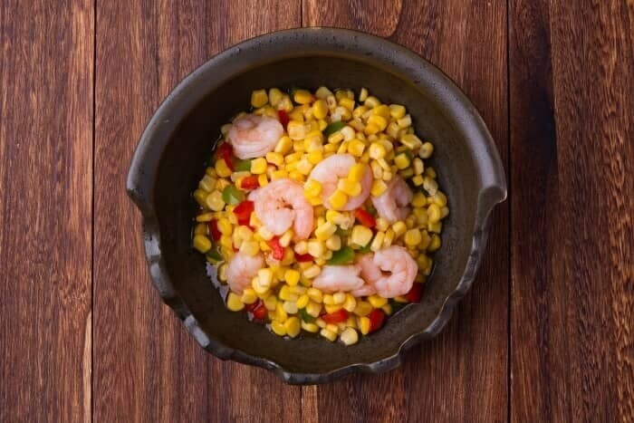 XXCC【小熊川菜】玉米虾仁 Sweet Corn Shrimp (每周二休息)