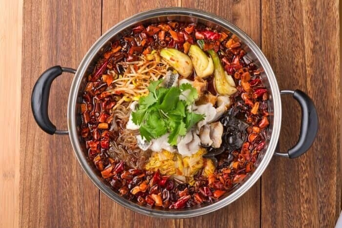 XXCC【小熊川菜】江北飘香鱼锅 Northern Boiling Tilapia Pot (每周二休息)