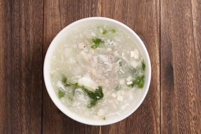 XXCC【小熊川菜】西湖牛肉羹 West Lake Soup (serves 3-5) (每周二休息)