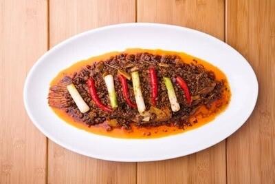 XXCC【小熊川菜】成都干烧鲜全鱼 Chengdu Style Pot Roasted Tilapia (每周二休息)