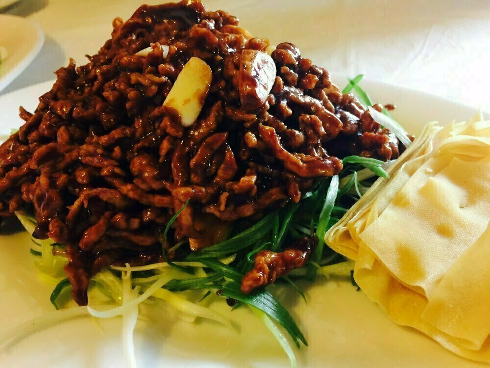 MWJ【美味居】京酱肉丝 Sauteed Shredded Pork in Peking Sauce(不配白米饭)