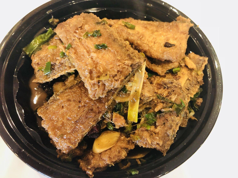 MWJ【美味居】红烧带鱼(不配白米饭)