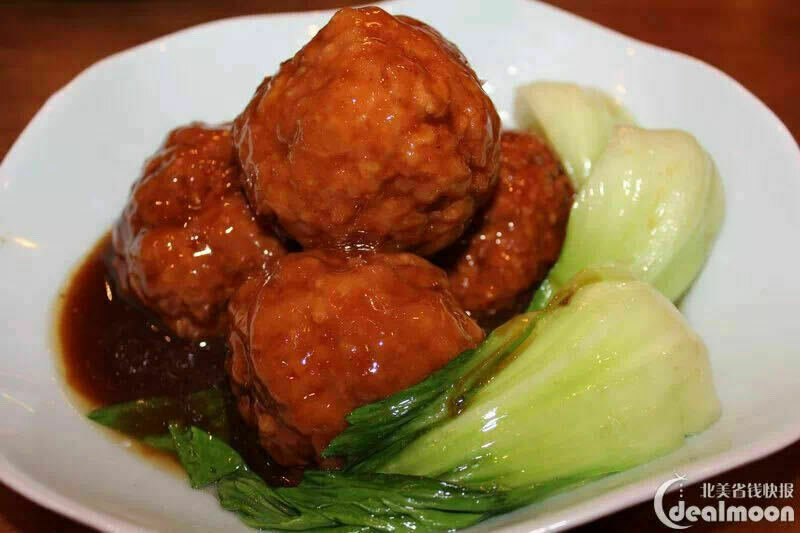 XZH【湘浙汇】红烧狮子头 Stewed Pork Ball in Brown Sauce(每周一休息)
