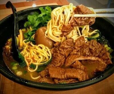 JWYB【Jing 5】肥肠面(粉) Intestinal Noodle(Rice Noodle)(周一休息)