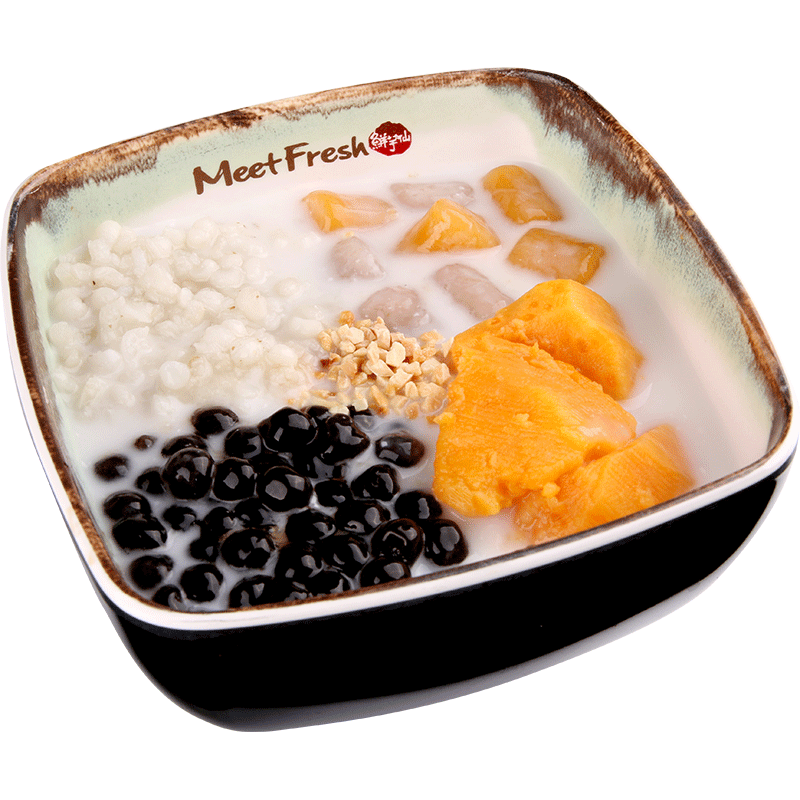 XYX【鲜芋仙】热杏仁烧2号 Hot Almond Soup #2
