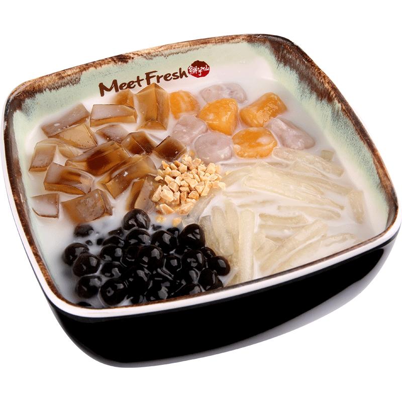 XYX【鲜芋仙】热杏仁烧6号 Hot Almond Soup #6