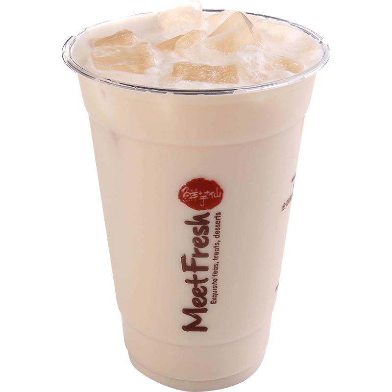 XYX【鲜芋仙】茉香奶茶 Jasmine Milk Tea