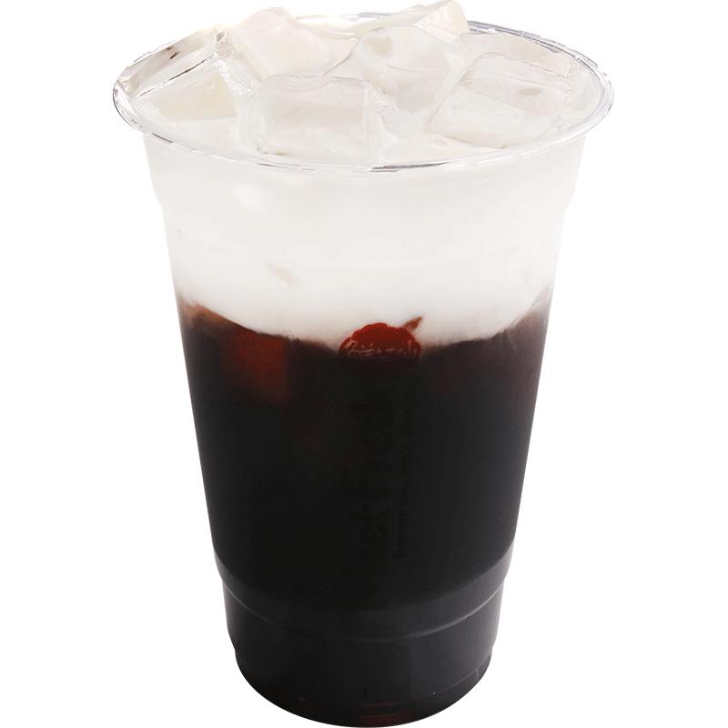 XYX【鲜芋仙】仙草鮮奶茶 Herbal Tea w/Fresh Milk