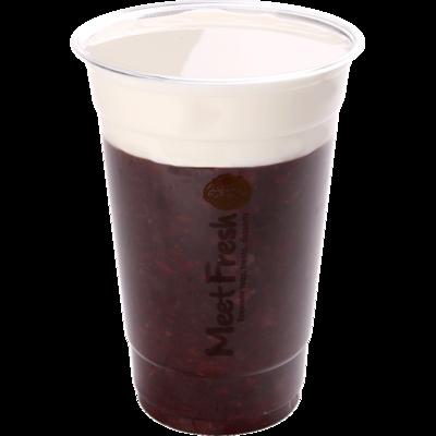 XYX【鲜芋仙】紫米鮮奶 Purple Rice Drink w/Fresh Milk