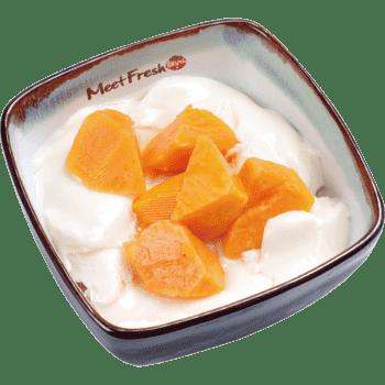XYX【鲜芋仙】地瓜豆花 Sweet Potato Tofu Puddding