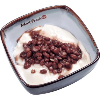 XYX【鲜芋仙】红豆豆花 Red Bean Tofu Pudding