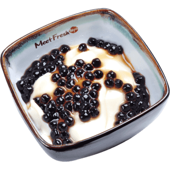 XYX【鲜芋仙】珍珠豆花 Boba Tofu Pudding