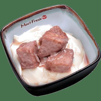 XYX【鲜芋仙】芋头豆花 Tora Tofu Pudding