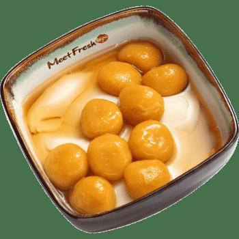 XYX【鲜芋仙】芋薯圆豆花 Sweet Potato Tora Ball Tofu Pudding