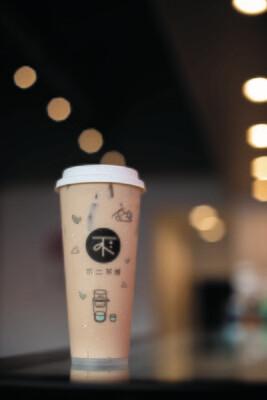 BECP【不二茶铺】招牌奶茶 Signature Milk Tea