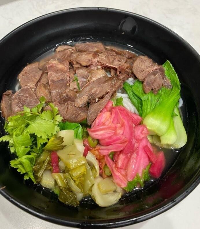 HXW【花溪王】切片牛肉粉