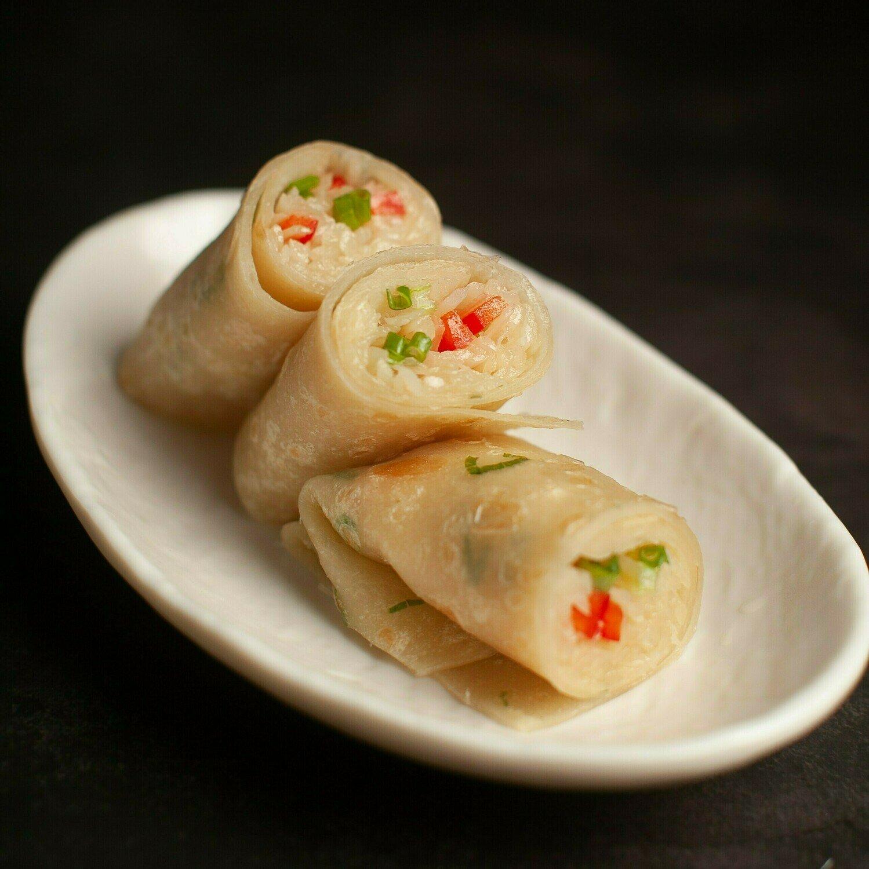 BSY【包十一】土豆丝卷饼1个 Shredded Potato Wrap