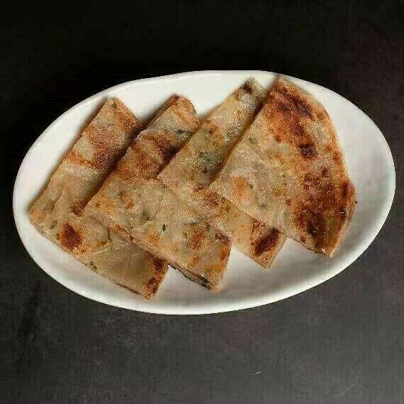 BSY【包十一】手作葱油饼1个 Handmade Scallion Cake
