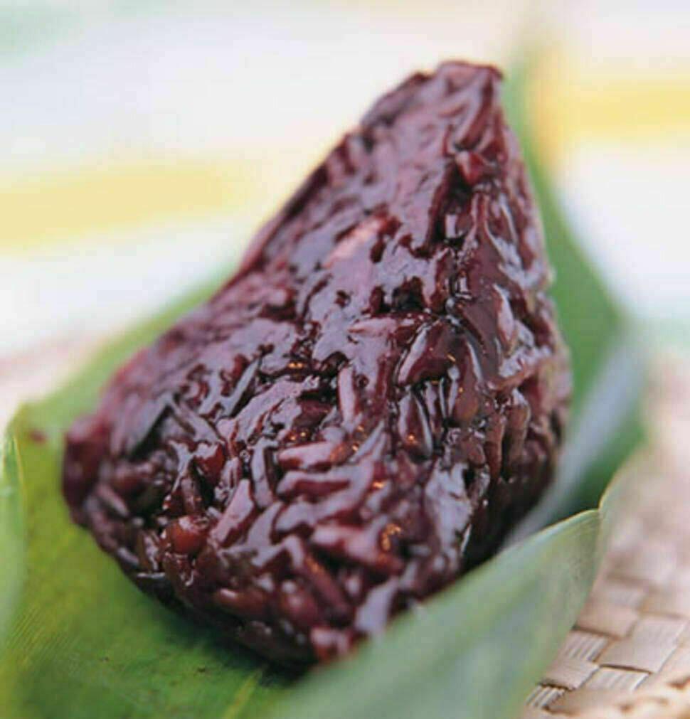 BSY【包十一】紫米蜜枣粽