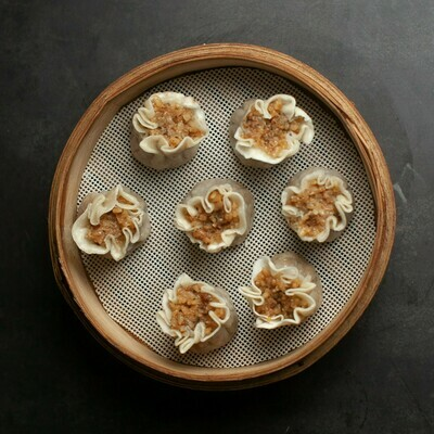 BSY【包十一】香菇糯米烧卖7个 Mushroom with Sweet Rice Shaomai
