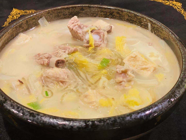 XSY【小沈阳】排骨炖白菜冻豆腐