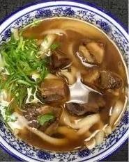 KLM【坤拉面】红烧牛腩牛筋拉面/刀削面 Stewed Tendon & Beef Ramen (周三休息)