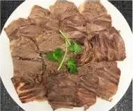 KLM【坤拉面】酱牛肉 Beef with Special Sauce (周三休息)