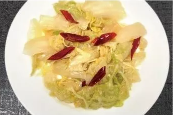 KLM【坤拉面】酸辣白菜 Hot & Sour Cabbage (周三休息)