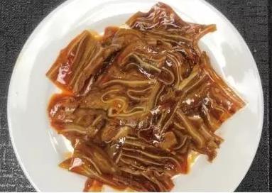 KLM【坤拉面】麻辣猪耳 Spicy Pork Ears (周三休息)