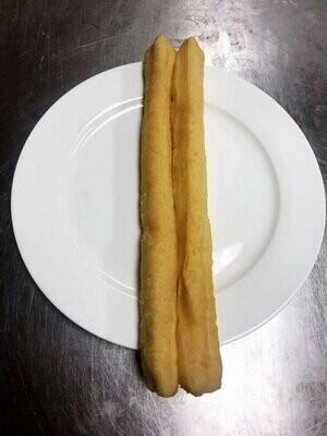 KLM【坤拉面】油条 Fried Bread Stick (周三休息)