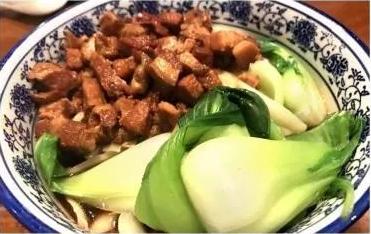 KLM【坤拉面】小炖肉拉面/刀削面 Stewed Pork Ramen (周三休息)